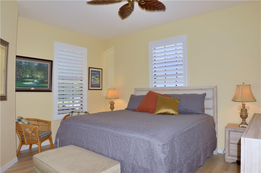 Bedroom 2 - Villa for sale at 20117 Tesoro Dr, Venice, FL 34293 - MLS Number is N6111641