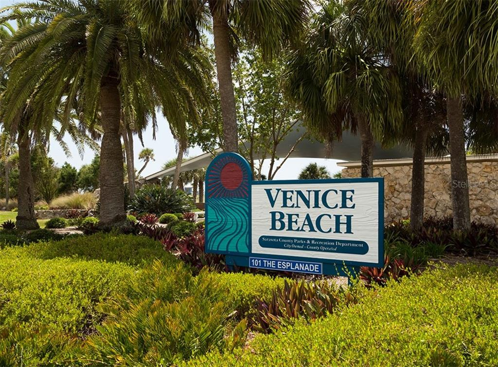 Venice Beach Entrance - Condo for sale at 20120 Ragazza Cir #201, Venice, FL 34293 - MLS Number is N6112061