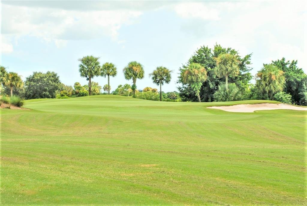 Golf course - Single Family Home for sale at 10424 Crooked Creek Dr, Venice, FL 34293 - MLS Number is N6112285