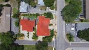 Aerial - Condo for sale at 501 Barcelona Ave #c, Venice, FL 34285 - MLS Number is N5913183