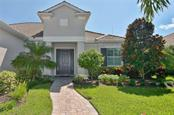 Front entry - Single Family Home for sale at 293 Marsh Creek Rd, Venice, FL 34292 - MLS Number is N5914238