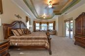 Master bedroom - Single Family Home for sale at 5515 Reisterstown Rd, North Port, FL 34291 - MLS Number is N6100346