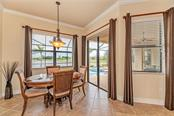 Kitchen cafe - Single Family Home for sale at 20145 Cristoforo Pl, Venice, FL 34293 - MLS Number is N6100537