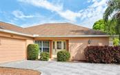 Front entry - Single Family Home for sale at 1460 Strada D Argento, Venice, FL 34292 - MLS Number is N6104612
