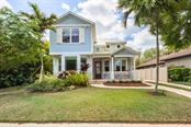 Great Curb Appeal. Front Exterior - Single Family Home for sale at 1716 Arlington St, Sarasota, FL 34239 - MLS Number is N6104891