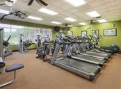 Fitness - Single Family Home for sale at 129 Wayforest Dr, Venice, FL 34292 - MLS Number is N6105216