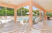 Clubhouse, pool area - Single Family Home for sale at 226 Rio Terra, Venice, FL 34285 - MLS Number is N6107320