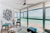 Beautiful view of the Gulf - Condo for sale at 255 The Esplanade N #1006, Venice, FL 34285 - MLS Number is N6110170