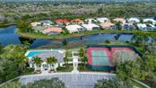 Aerial of community amenities - Single Family Home for sale at 498 Pine Lily Way, Venice, FL 34293 - MLS Number is N6110849