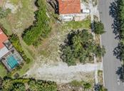 Aerial, cleared lot; ready to build - Vacant Land for sale at 230 Nassau St S, Venice, FL 34285 - MLS Number is N6111555