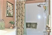 Guest bathroom - Condo for sale at 406 Laurel Lake Dr #203, Venice, FL 34292 - MLS Number is N6113915