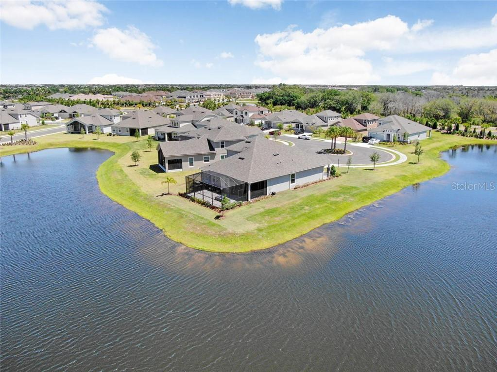 Yes, This would be your home... surrounded by water with only 1 side neighbor! - Single Family Home for sale at 5332 Applegate Ct, Bradenton, FL 34211 - MLS Number is T3169261