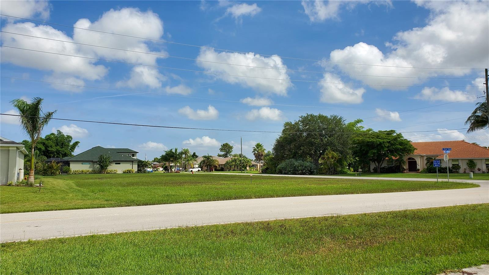 Survey - Vacant Land for sale at 350 Royal Poinciana, Punta Gorda, FL 33955 - MLS Number is C7404444