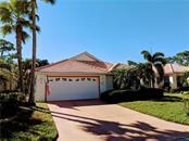 2 CAR GARAGE SPACIOUS DRIVEWAY - Single Family Home for sale at 26442 Feathersound Dr, Punta Gorda, FL 33955 - MLS Number is C7412660