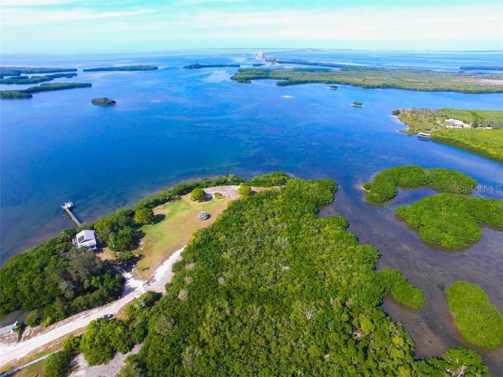 Survey - Vacant Land for sale at 41 Boots Point Rd, Terra Ceia, FL 34250 - MLS Number is A4174749