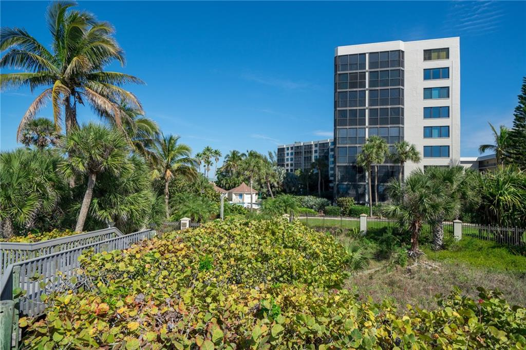 Building exterior - Condo for sale at 5880 Midnight Pass Rd #810, Sarasota, FL 34242 - MLS Number is A4208619