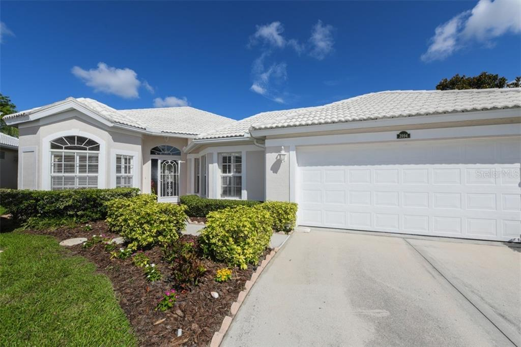 HOA Disclosure - Single Family Home for sale at 3994 Via Mirada, Sarasota, FL 34238 - MLS Number is A4405927