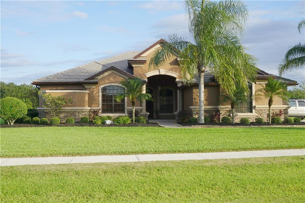 EXIT King Disclosure - Single Family Home for sale at 3710 Twin Rivers Trl, Parrish, FL 34219 - MLS Number is A4417184