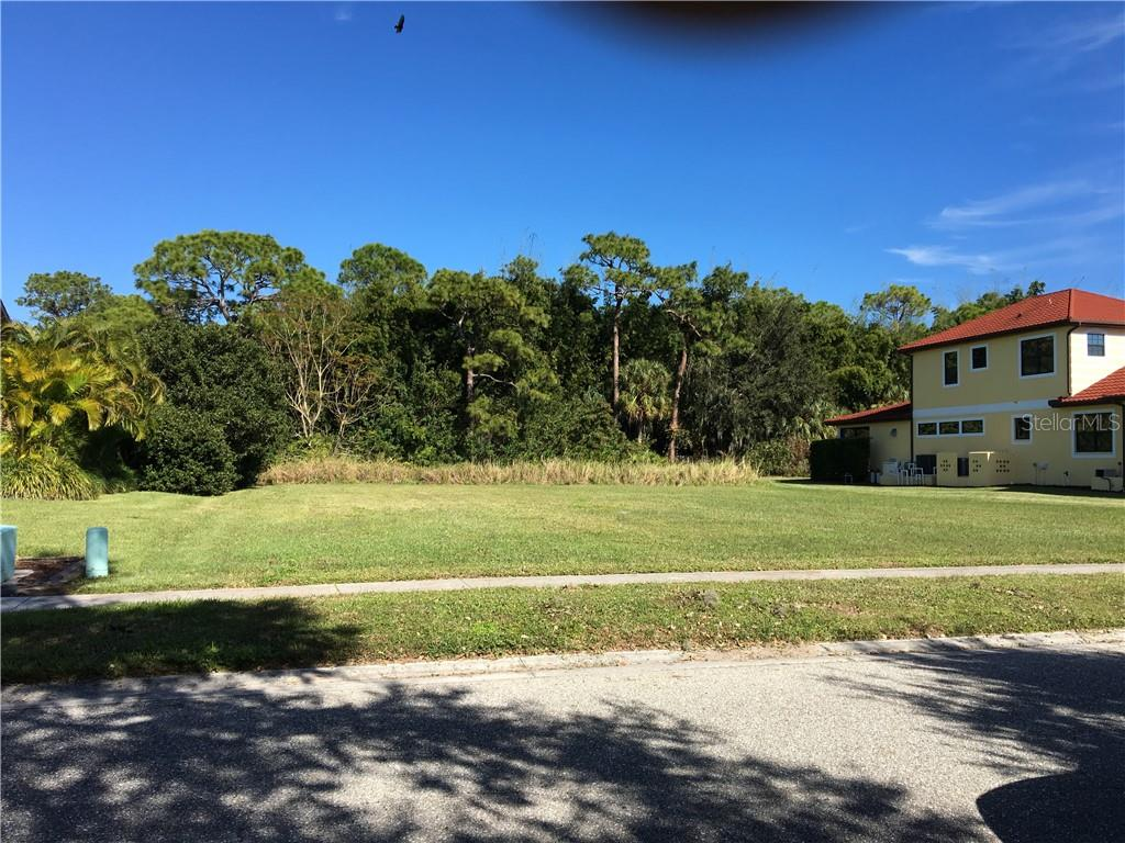 Looking at the full lot - Vacant Land for sale at 1439 Vermeer Dr, Nokomis, FL 34275 - MLS Number is A4419612