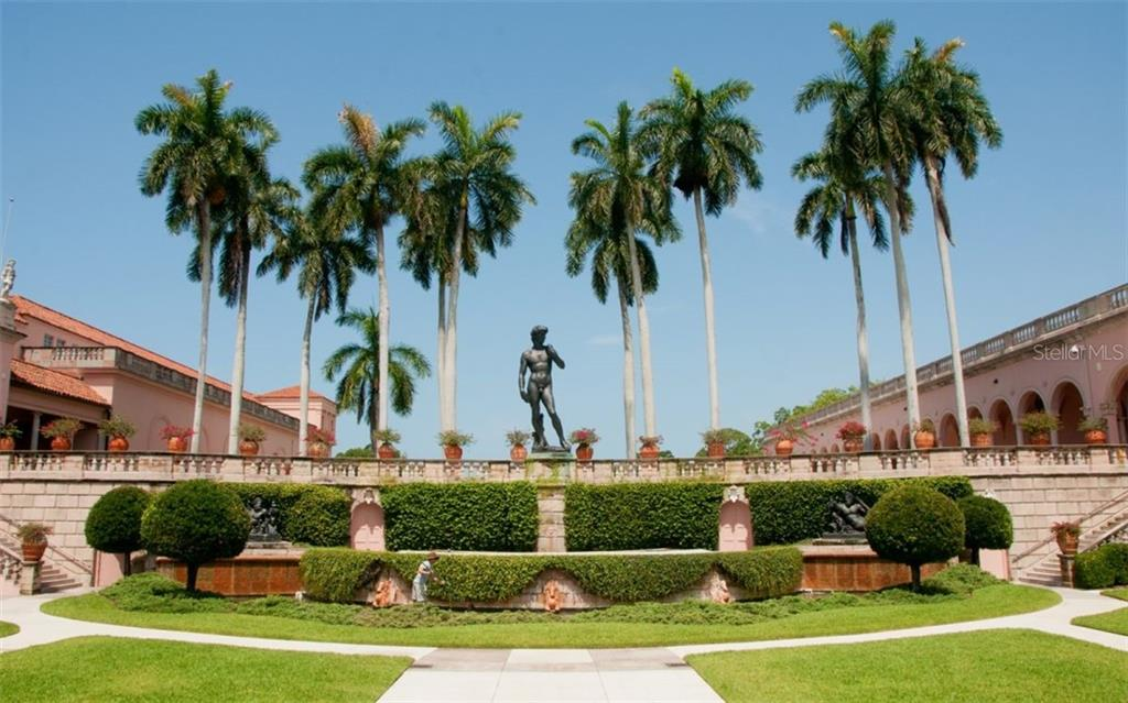 The Ringling Museum - Single Family Home for sale at 6125 Varedo Ct, Sarasota, FL 34243 - MLS Number is A4420656
