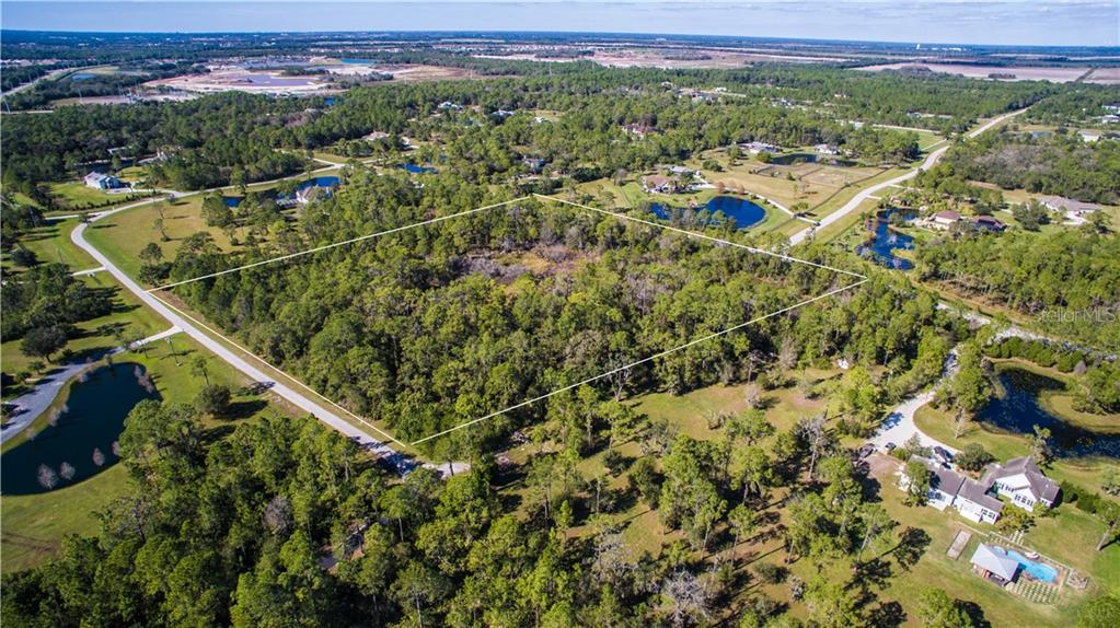 Survey - Vacant Land for sale at 19225 E 70th Ave, Bradenton, FL 34211 - MLS Number is A4423380