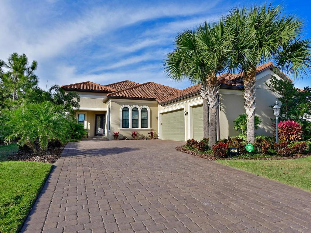 Floor Plan - Single Family Home for sale at 13707 Palazzo Ter, Bradenton, FL 34211 - MLS Number is A4427731