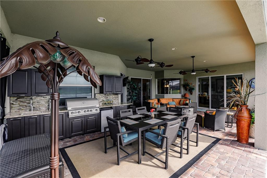 Florida life with a resort like outdoor space. - Single Family Home for sale at 17006 1st Dr E, Bradenton, FL 34212 - MLS Number is A4432830