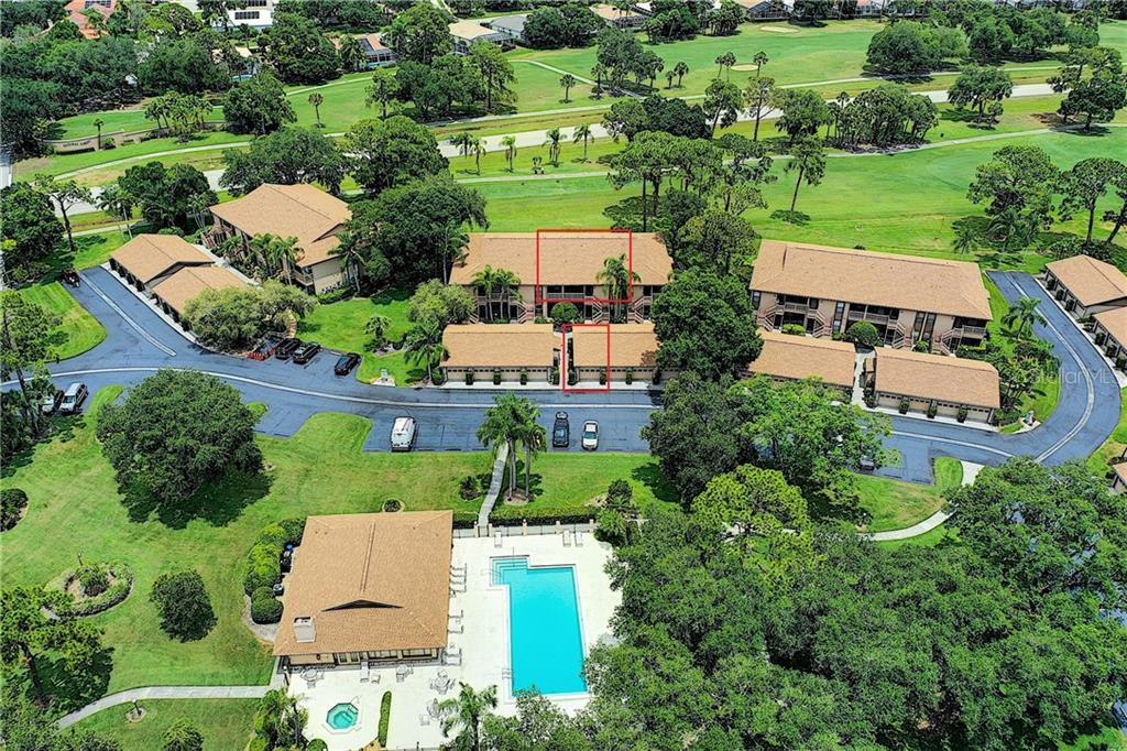 Walking distance to the Amenities - Condo for sale at 5777 Avista Dr, Sarasota, FL 34243 - MLS Number is A4436464