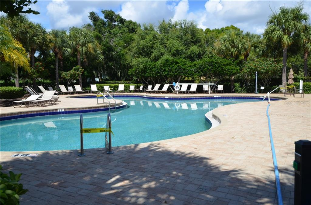 Beautiful resort pool, club house, gym, playground. - Single Family Home for sale at 3632 Summerwind Cir, Bradenton, FL 34209 - MLS Number is A4438762