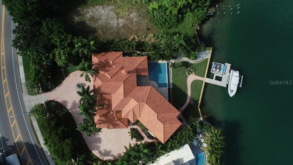 Survey - Single Family Home for sale at 1461 John Ringling Pkwy, Sarasota, FL 34236 - MLS Number is A4447338