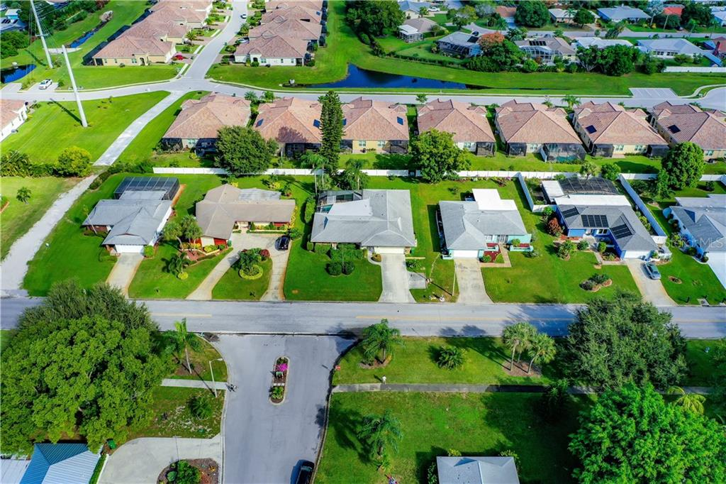 House is 3rd from left. - Single Family Home for sale at 7006 18th Ave W, Bradenton, FL 34209 - MLS Number is A4450658