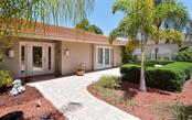Patio & entry - Single Family Home for sale at 465 E Royal Flamingo Dr, Sarasota, FL 34236 - MLS Number is A4187554