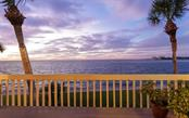 Beautiful views from porch - Single Family Home for sale at 148 Sand Dollar Ln, Sarasota, FL 34242 - MLS Number is A4206505