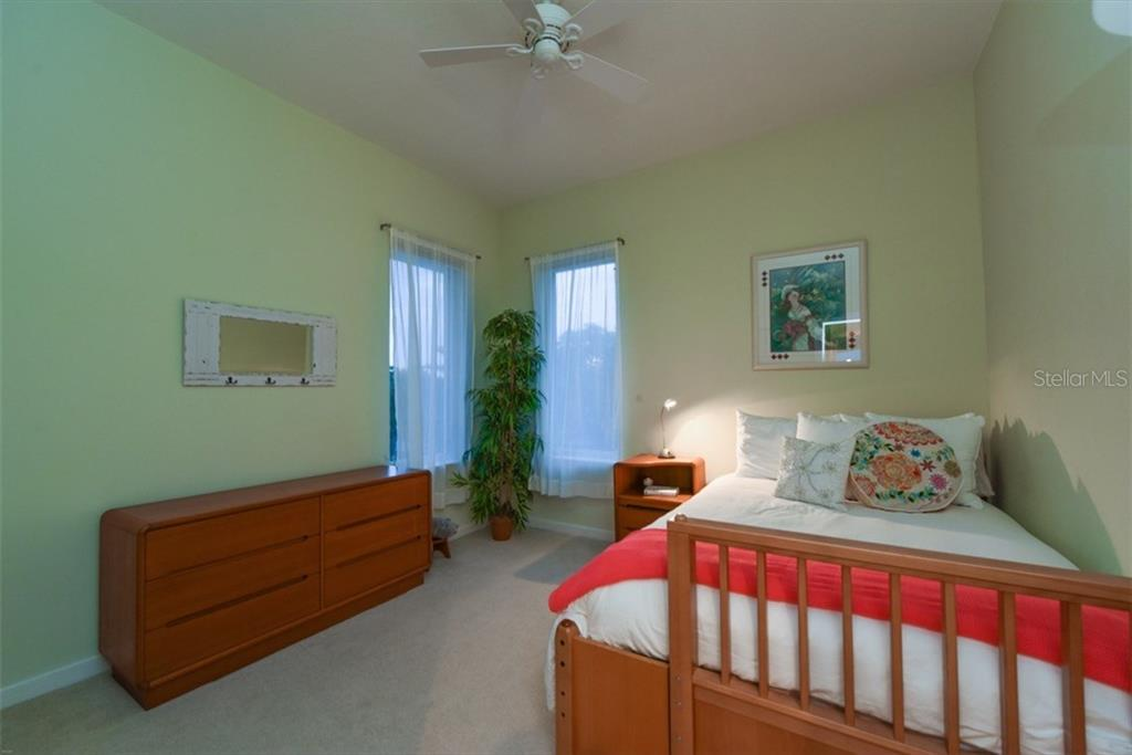Second Bedroom - Single Family Home for sale at 525 Bayview Pkwy, Nokomis, FL 34275 - MLS Number is N5912985