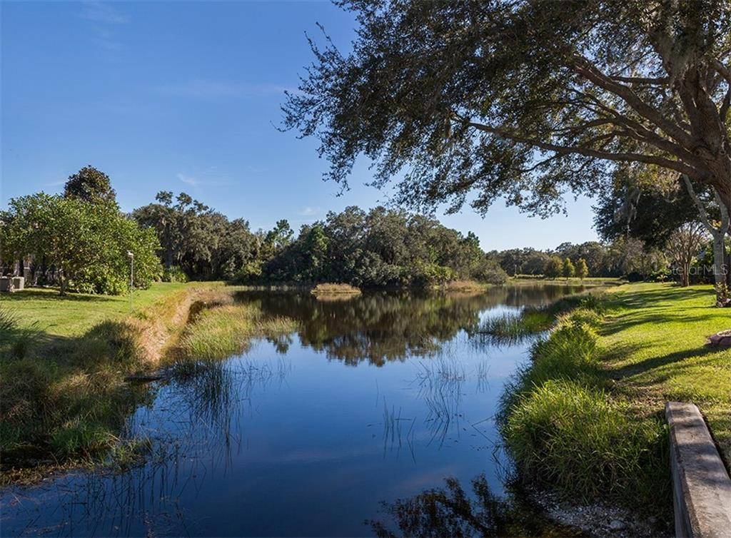View of lake - Single Family Home for sale at 2201 Sonoma Dr E, Nokomis, FL 34275 - MLS Number is N6103410