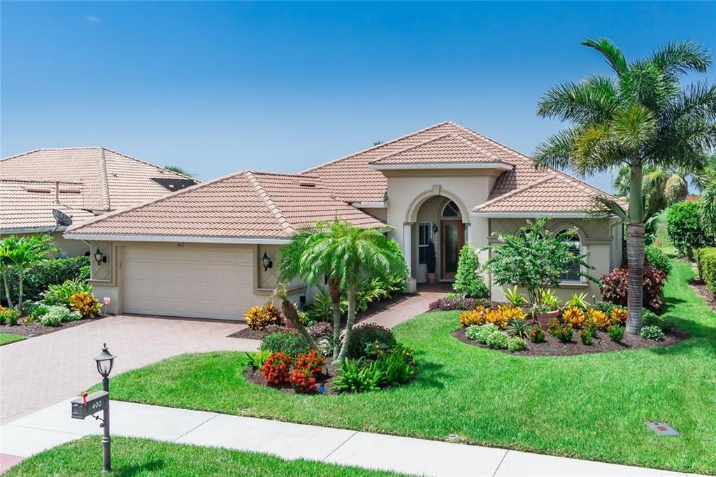 Various Disclosures - Single Family Home for sale at 402 Montelluna Dr, North Venice, FL 34275 - MLS Number is N6105674