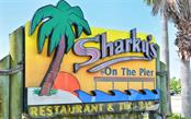 Sharky's sign - Single Family Home for sale at 227 Redwood Rd, Venice, FL 34293 - MLS Number is N6103942